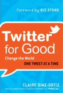 twitter for good claire diaz-ortiz