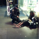 NYPD homeless